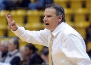 Larry Eustachy is Back in Control of a Potential NCAA Tournament Team (AP Photo/S. Coleman)