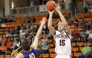 Justin Cecil and Mercer Have A Huge Game Looming Against Belmont (mercer athletics)