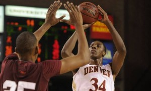 Chris Udofia and Denver Tallied An Impressive Victory Over Middle Tennessee Last Week (AP)