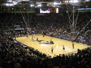 Coors Event Center, Colorado
