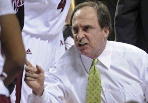 Fran Dunphy's Temple Squad Stumbled Last Week, But The Owls Still Look To Be The Top Team In the A-10 (AP)