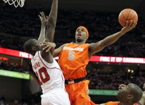 C.J. Fair Was Huge for Syracuse Against Louisville, One of Three Big Wins This Week For the Orange (Getty Images/A. Lyons)
