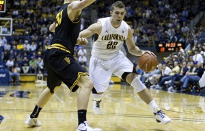 Harper Kamp Headlines A Tough Cal Frontcourt (Sean Goebel/The Daily Californian)