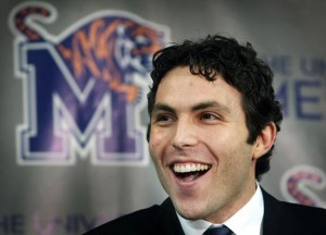 Josh Pastner Should Be All Smiles After His Team Knocked Off Oklahoma State.