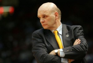 Phil Martelli and Saint Joseph's Are Still Very Much In Contention For A Bye (AP)