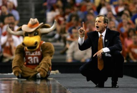This could be the last stand for Rick Barnes and/or Bevo. (AP Photo)