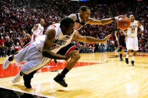 Much Like Past Years, Saturday's Huge Contest Between SDSU and UNLV Should Be A Dandy (Las Vegas Sun)