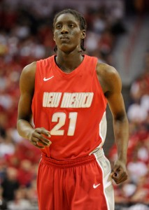 Tony Snell, New Mexico