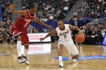 UConn's Ryan Boatright Will Be A Key Player To Watch In Tonight's Contest