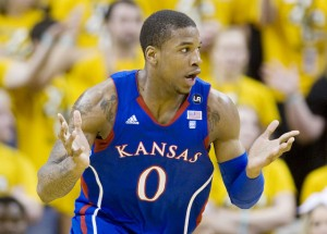 Who's Going to Stop Thomas Robinson Tonight for Baylor? (AP Photo/L.G. Patterson)
