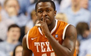 Don't Write Off J'Covan Brown And Texas Quite Yet (AP)