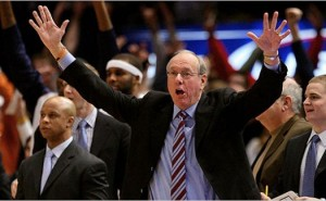 Jim Boeheim and Syracuse Are The Favorites, But The Path to New Orleans Is Loaded With Tough Opponents (AP)