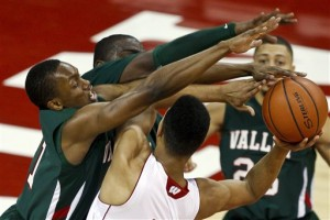 Mississippi Valley State Swarmed SWAC Opponents en Route to an NCAA Bid (AP Photo/A. Manis)