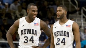 Malik Story and Deonte Burton Continue To Help Nevada Lead The Pack (Nevada Athletics)