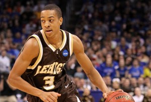 C.J. McCollum Makes All the Big Plays for Lehigh (Getty Images/R. Martinez)