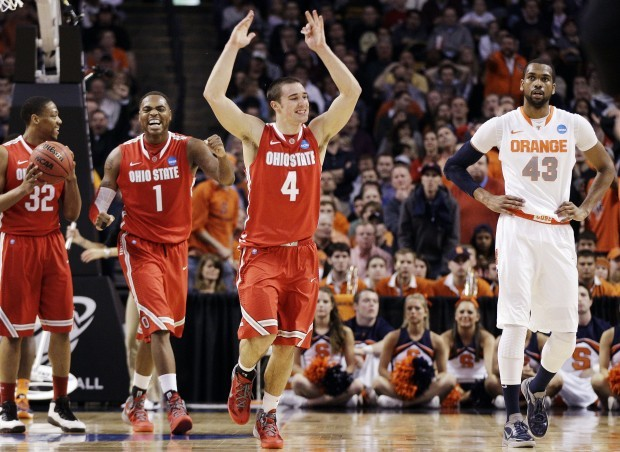 Aaron Craft and the Buckeyes have a tough game against the Badgers in Madison on Sunday.