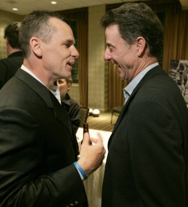 Pitino & Donovan Have a Great Amount of Respect For Each Other (AP Photo/Steven Senne)
