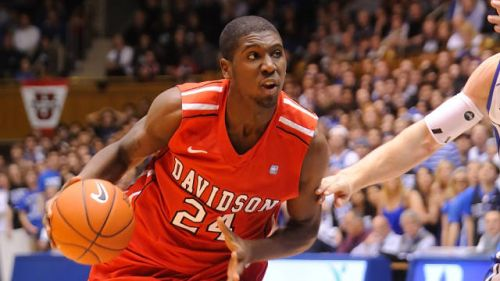 De'Mon Brooks and Davidson are still the Southern Conference favorites. (AP)