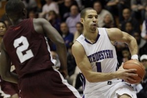 Drew Crawford And Northwestern Are Sitting Right On The Bubble (AP)