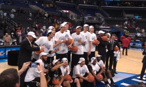 The 2012 Pac-12 Tournament Champions - Colorado Buffaloes