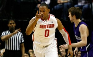 A Potential Syracuse-Ohio State Matchup Would Feature A Terrific Battle In The Post Between Fab Melo and Jared Sullinger (0)