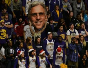 The Fans of Western Illinois Love Jim Molinari And For Good Reason. Molinari, Our RTC Choice For Coach of the Year, Has The Leathernecks Playing At A High Level (AP)