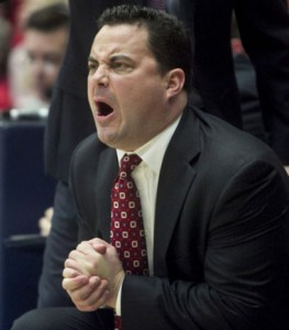 Sean Miller Has Done A Brilliant Job Molding The Talented Wildcats Into A True Team (credit: Pat Shanahan)