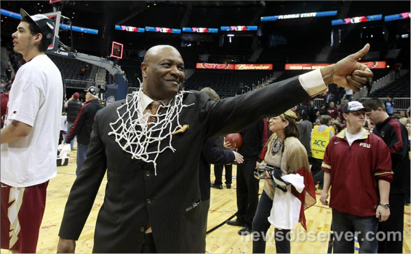 FSU's defense has given Leonard Hamilton reason to smile again
