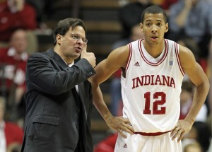 Verdell Jones III helped Tom Crean put Indiana back in the right direction.