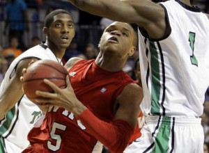 15-18 Western Kentucky Has Snuck its Way into the NCAA Tournament (AP Photo/D. Johnston)