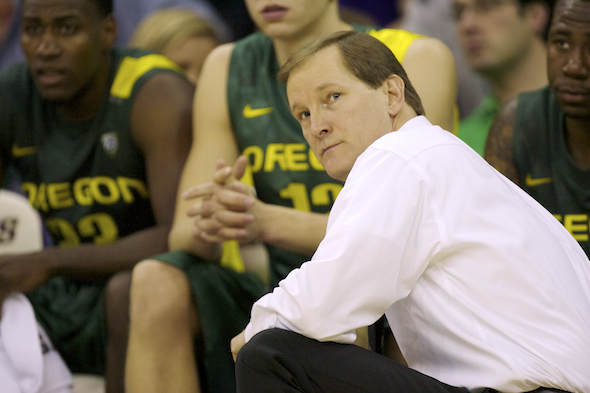 Dana Altman, Oregon