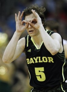 Brady Heslip's Late Threes Were Key to the Baylor Victory