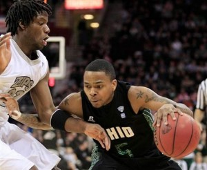 Ohio's D.J. Cooper Hopes To Follow One Head-Turning Season With Another. (AP Photo/T. Dejak)