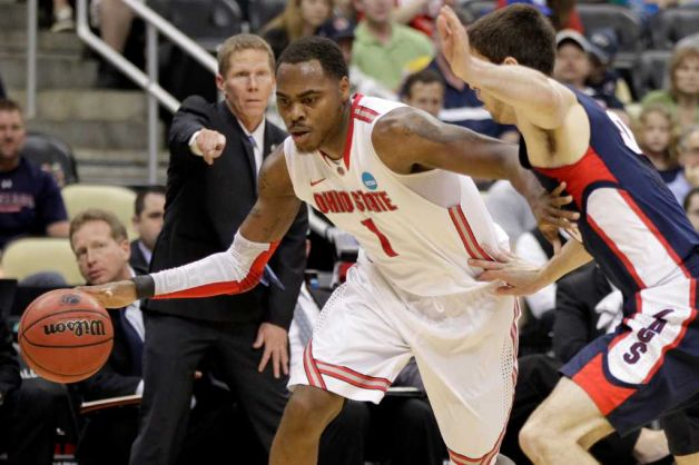 Deshaun Thomas needs to be more patient against tougher defensive teams like Kansas.