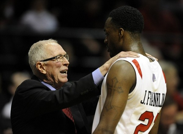 Jamaal Franklin, Steve Fisher, San Diego State