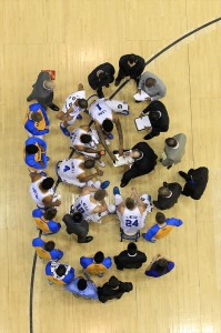 After A Rough Start To The Week, The Bruins Got Things Figured Out On The Court