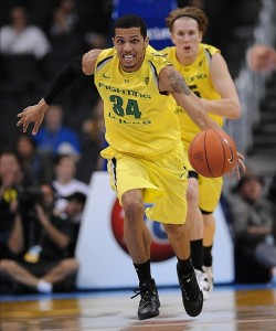 Devoe Joseph's offensive prowess has the Ducks dreaming of a trip to Madison Square Garden. (credit:Jayne Kamin)
