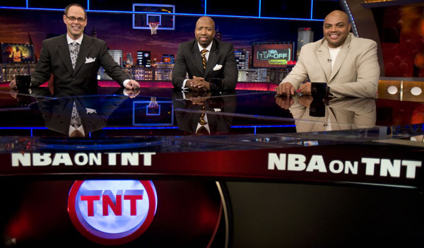 Ernie Johnson is the host of TNT's Inside the NBA.