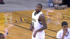 Kyle O'Quinn is a Beast Inside for Norfolk State (US Presswire)