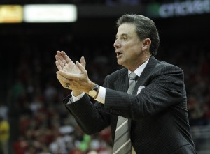 Rick Pitino is Clapping Today