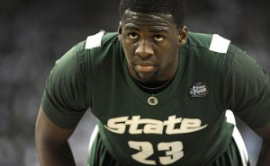 Draymond Green And Michigan State Are The Team To Beat In The West Region (AP)