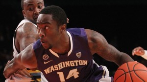 Tony Wroten, Jr. and Washington Still Have Plenty to Play For (Getty Images/N. Laham)
