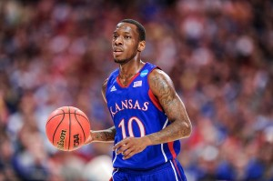 Tyshawn Taylor Enjoyed a Redemptive Senior Season at KU