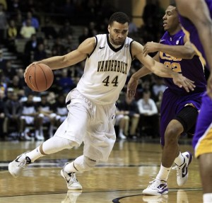 Jeffrey Taylor's Athleticism. Defensive Ability and Perimter Jumper Should Find Him An NBA Home (AP Photo)