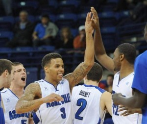 UNC-Asheville Was the First Team to Officially Punch its Ticket to the Big Dance (AP Photo)