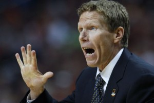 A Big Reason Why Mark Few And Gonzaga Came Up Short In The WCC Title Game Was Their Below Average Pick & Roll Defense (AP)