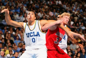 UCLA Won Nothing with Drew Gordon and Other Top 2008 Recruits (Getty Images/C. Peterson)