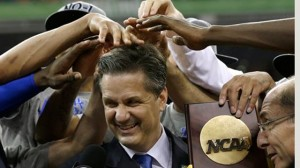Coach Calipari Doesn't Want the Praise for the 2012 National Title, But He's Most Deserving of Such (AP Photo/D. Philip)