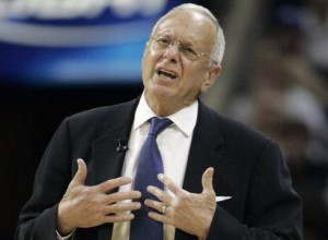 Could Larry Brown's Mustangs really find themselves on the wrong side of the bubble? (AP Photo/N. Raymond)
