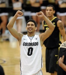 Askia Booker, Colorado